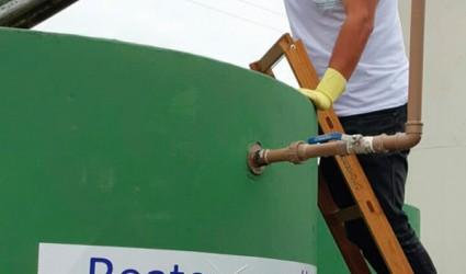 Projeto de Operação e otimização de ETE visando reúso de água não potável